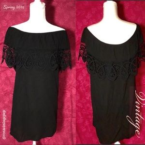 Dark Angel Gypsy Girl Top or Dress
